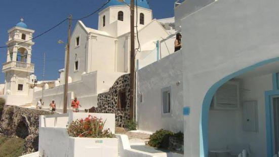 Alexander Villa Santorini
