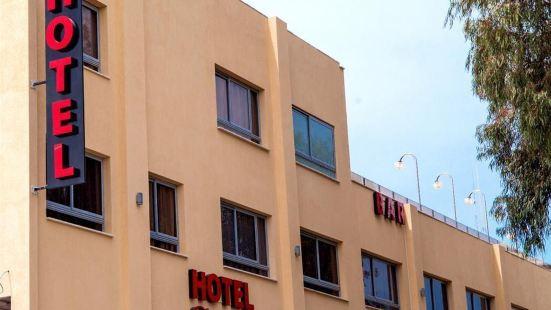 阿拉丁貝爾謝巴酒店
