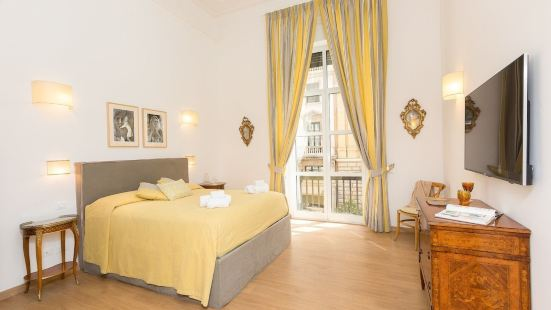 Prestigious Apartment via Barberini