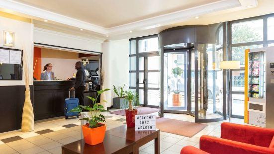 拉德芳斯阿德吉奧公寓式酒店 - 萊昂納爾達芬奇