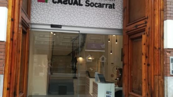 Casual Socarrat Valencia