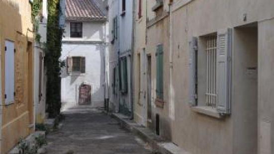 Holiday in Arles : Maison du Centre Historique