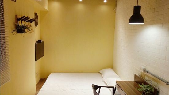 EN House Lighthouse Room Tamsui Old Street Self-Check-in Twin Room
