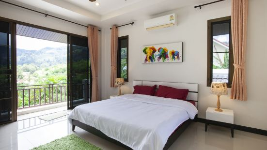 Private Pool Villa Quiet 3 Bedrooms
