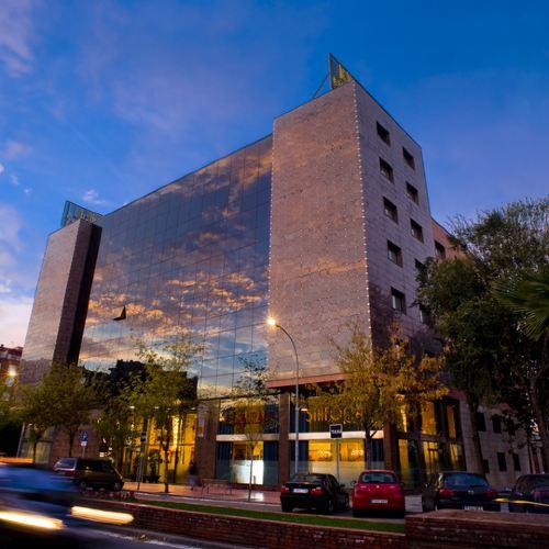 Sallés Hotel Ciutat del Prat Barcelona