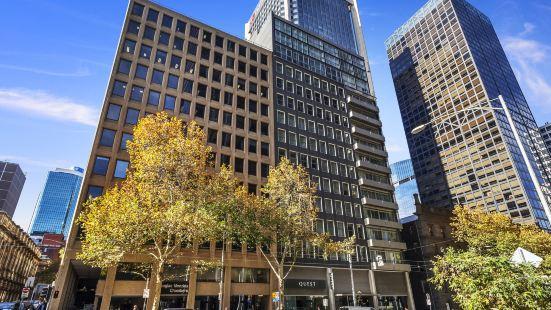 Quest on William Apartments Melbourne
