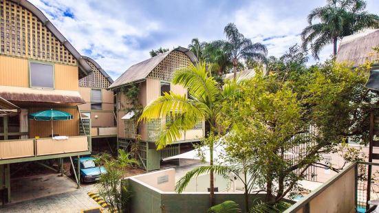 The Hastings Beach Houses Sunshine Coast
