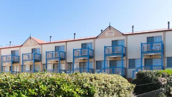 阿莫斯和斯旺海岸度假別墅