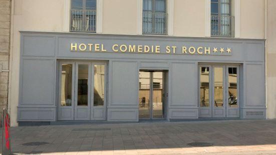 貝斯特韋斯特優質聖羅克喜劇酒店
