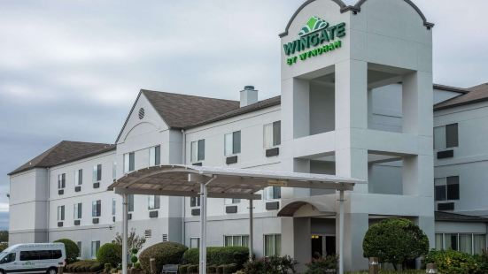 什裏夫波特機場温德姆集團温蓋特酒店