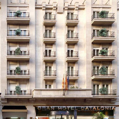 Catalonia Diagonal Centre Barcelona