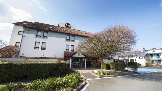 未來景觀普瓦捷 3 號家庭旅館酒店