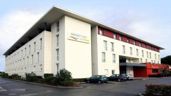 圖盧茲迪亞哥拉拉貝吉舒適公寓城市酒店