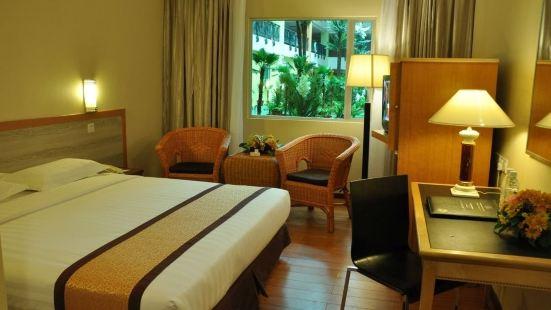 Tang Dynasty Plaza Hotel Kota Kinabalu