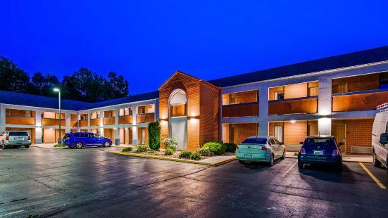 貝斯特韋斯特江山旅館酒店 - 北部