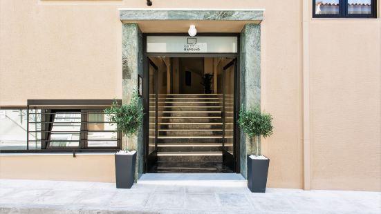 與希臘相見雅典迪西奧套房酒店