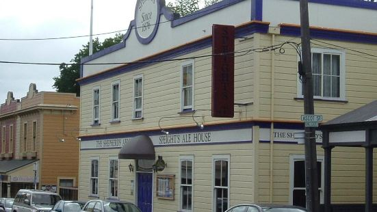 Shepherds Arms Hotel Wellington