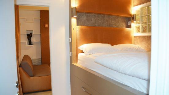 勃艮第 - 巴黎你的家酒店