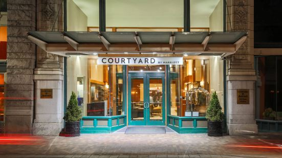 馬里奧特科特酒店,匹茲堡市中心