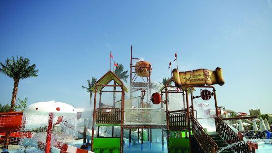 沙姆沙伊赫珊瑚海水上樂園度假村