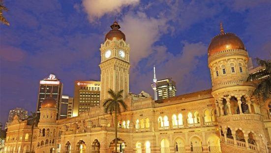 吉隆坡美樂瓦蒂H1旅館