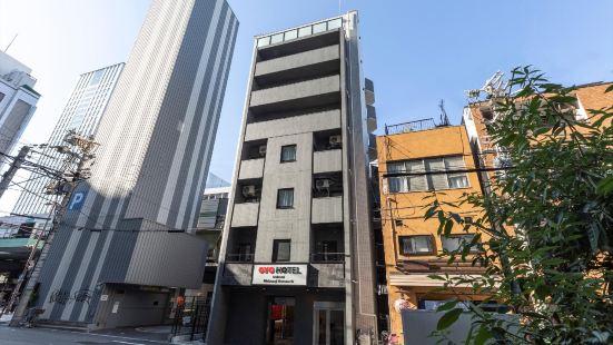 OYO Unihotel Midosuji Hommachi