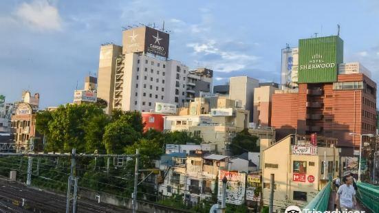 토요코 인 도쿄 우구이수다니 에키마에