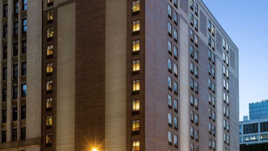 克里夫蘭市中心希爾頓歡朋酒店