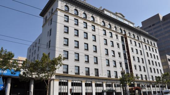 Hotel Whitcomb San Francisco