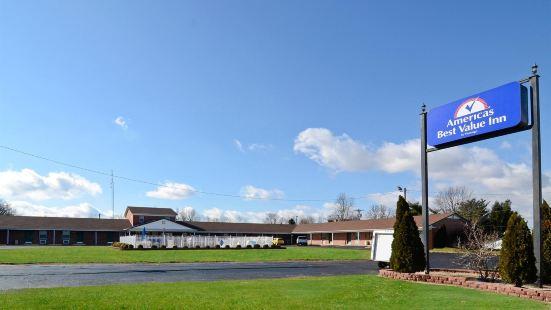 藍草機場美洲最佳價值酒店