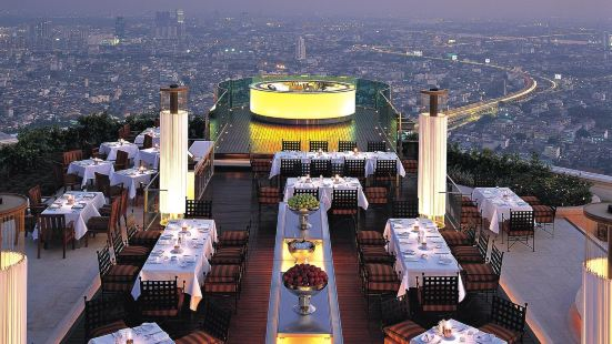 Lebua at State Tower Bangkok