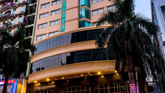 City Hotel Yangon