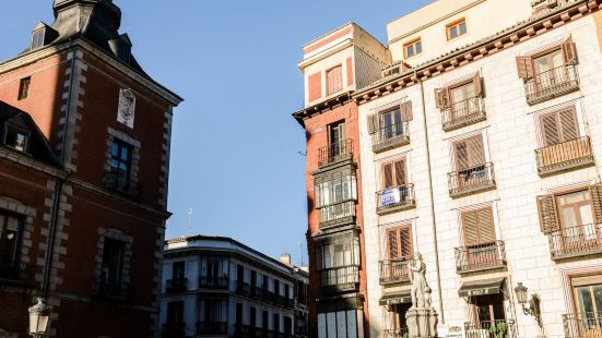 Charming Madrid Plaza