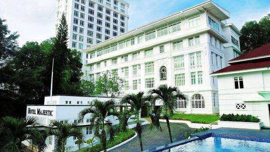 더 마제스틱 호텔 쿠알라룸푸르 오토그래프 컬렉션