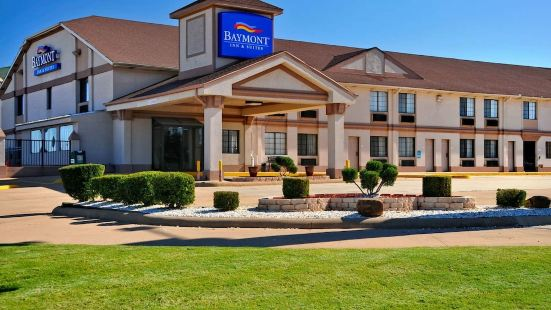 貝蒙特旅館及套房-俄克拉何馬城機場