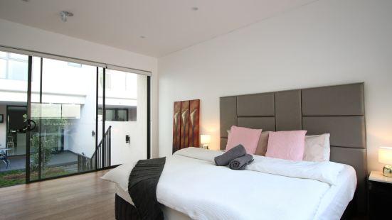 154-悉尼市區摩登3層別墅