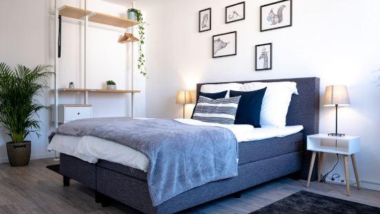 展會海勒斯設計公寓酒店