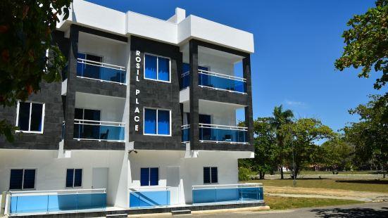 異國海灘度假公寓酒店 - 附按摩游泳池
