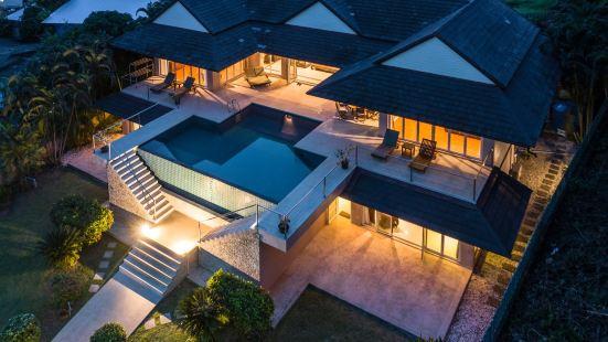 Thai Villa with Sea View Ao Po