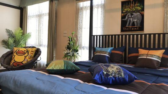 ฺBangkok No.1 Four-Bedroom House