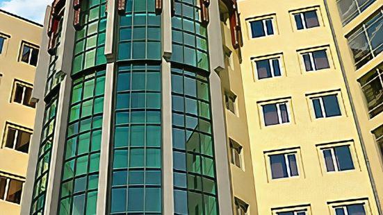 第比利斯馨樂庭市中心服務公寓