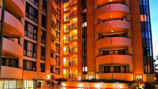 堪培拉詹姆斯閣阿迪娜公寓酒店