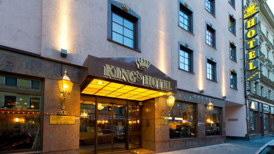 King's Hotel First Class Munich