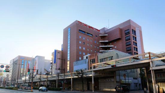 쿠루메 워싱턴 호텔 플라자
