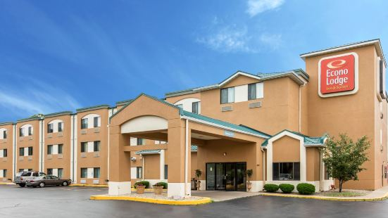 Econo Lodge Inn & Suites Peoria Illinois