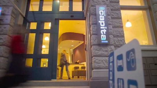 遊牧人首府背包客旅館 - 惠靈頓