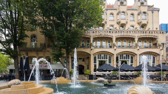 阿姆斯特丹美國酒店