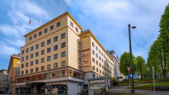 卑爾根斯堪迪克尼普頓酒店