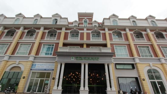 Yazhou Foryou Hotel Phnom Penh