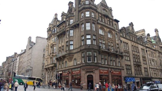 Royal Mile Mansions Apartment Edinburgh